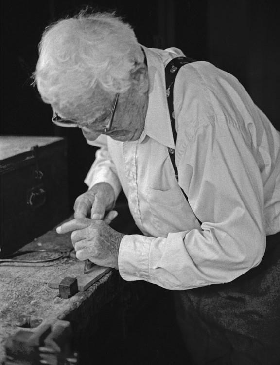 Johannes Scholze (Woodcarver & Furniture Maker)