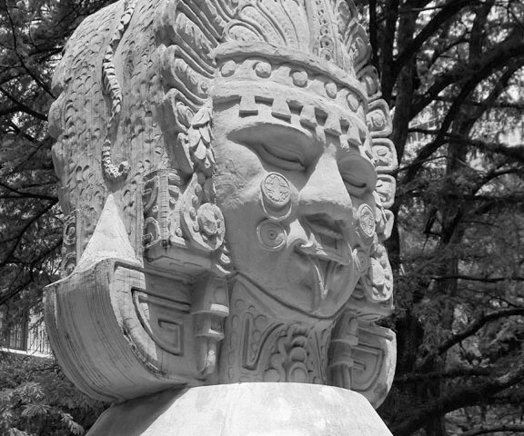 Battersby (Aztec River Entrance Mask)