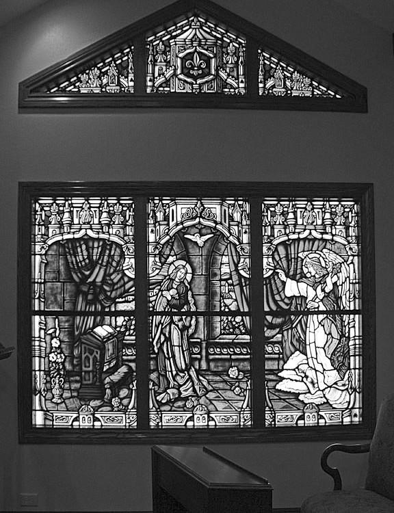 Cavallini (Annunciation Archbishops Residence - San Antonio)