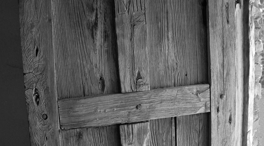San Jose Mission Door