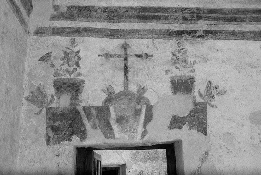 Jary (Fresco Over Door)
