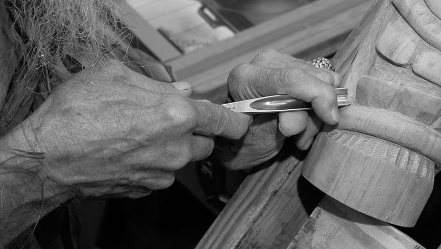 Battersby (Hands Carving)